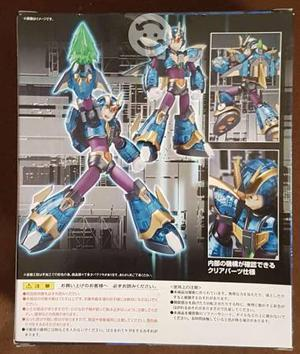 Figura de Acción - Mega Man X Ultimate Armor