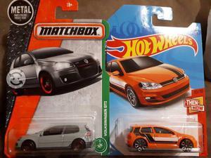 Vw golf mk7 Matchbox & hotwheels
