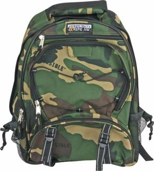 mi Exteme Pack Tactical Backpack Mochila Camo Molle