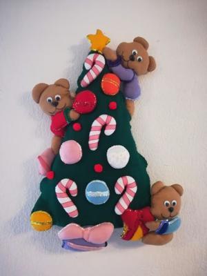 Árbol de navidad decorativo