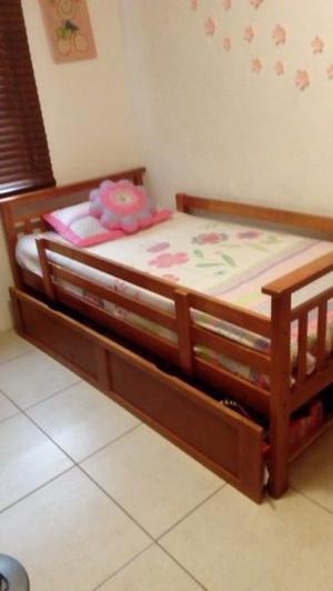 Base para cama doble posot class for Base de cama individual