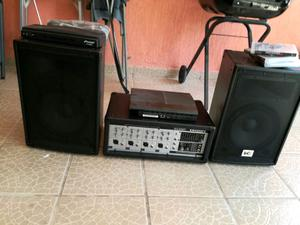 Equipo de audio y ps3