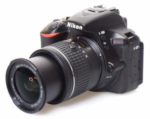 Camara Reflex Nikon D Afp Dx vr Af 50mm F/1.8d con