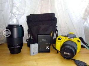 Cámara Nikon  (Paquete)