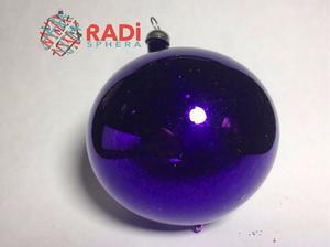 Esferas Navideñas De Cristal