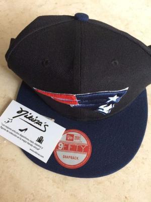 Gorra New England Patriots Pats Patriotas Azul NFL
