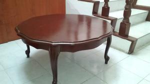 Mesa de centro madera de pino