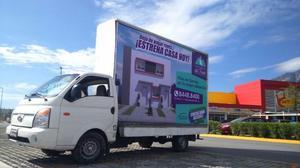 Servicio de vallas móviles en Monterrey y todo Nuevo León.