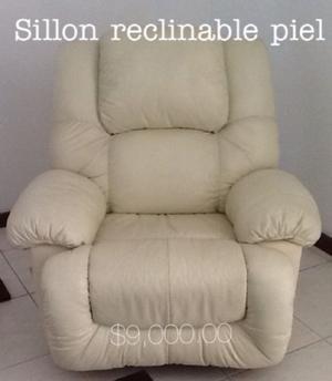 Cambio rec mara muebles plasencia posot class - Sillon reclinable piel ...