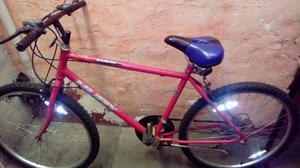 Vendo bicicleta grande
