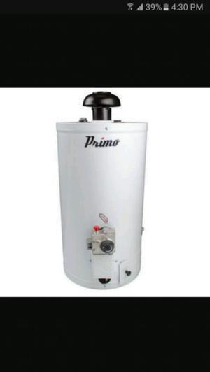 boiler iusa 40 litros gas LP