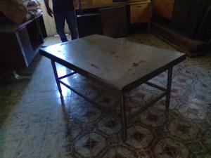 mesa - Anuncio publicado por juana tavera vargas