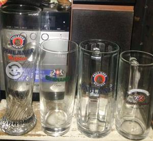 Tarros y vasos cerveceros originales