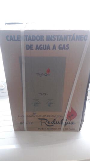 BOILER DE PASO REDUGAX OARA GAS LP y natural