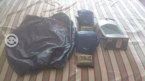 Guantes Everlast Entrenamiento Box 16 onzas