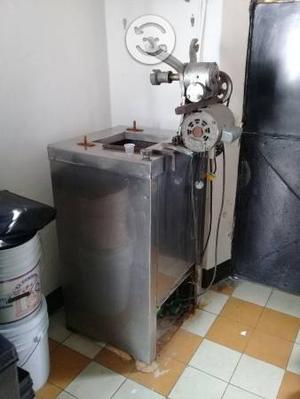 Máquina para hacer nieve de Garrafa