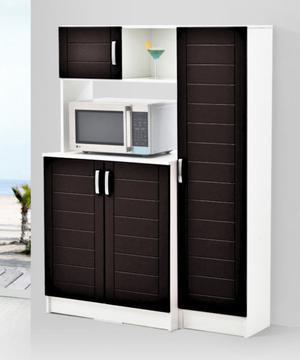 Mueble para trastes y despensa posot class - Mueble despensa cocina ...