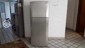 Refrigerador 13 pies Mabe color acero