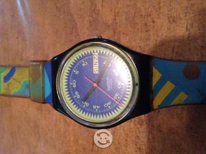 Reloj SWATCH JUVENIL CON FECHADOR ORIGINAL CLASICO
