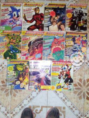 Revistas Gamepro edicion USA de coleccion
