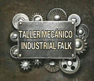 Taller mecanico industrial Falk