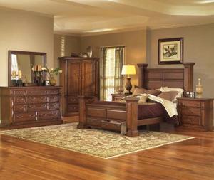 camas y mas camas pura madera