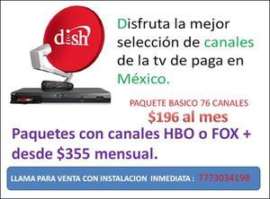 Dish Morelos (Jiutepec, Temixco, Zapata, Jojutla,