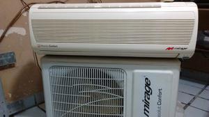Minisplit MIRAGE 1 ton 220v frío y calor