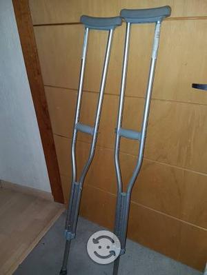 Muletas Ortopédicas Seminuevas
