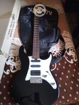 Paquete de guitarra y amplificador