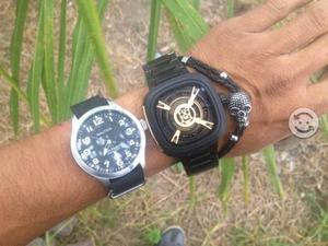 Relojes en buen estado