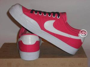Tenis Nike mod. all court lona textil nuevos #27