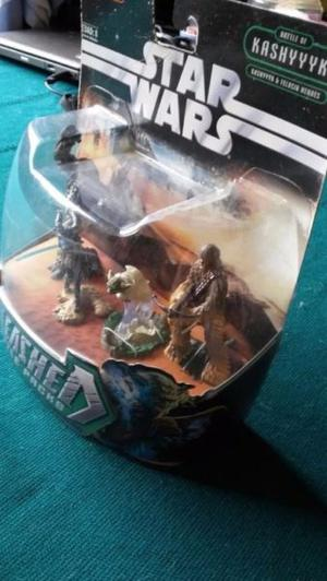 FIGURAS Star Wars Unleashed Pack Battle