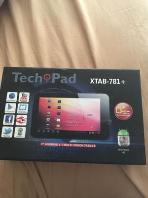 Tableta 7 pulgadas Tech Pad