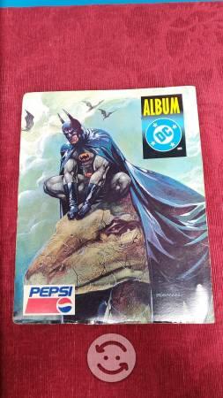 Álbum Pepsi cards completo y con hologramas
