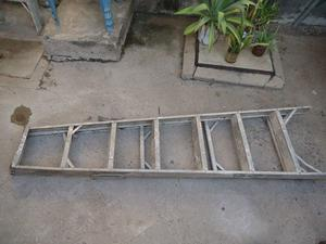 2 escaleras de aluminio 32 pelda os 12 metros posot class for Escalera de aluminio de 8 metros