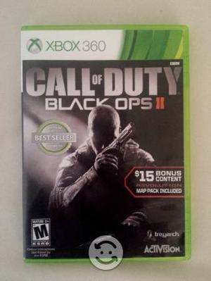 Call of Duty Black ops 2 para Xbox 360