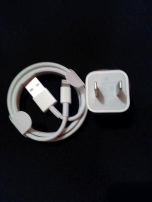 Cargador Nuevo y Original Apple Para iPhone,iPad,iPod