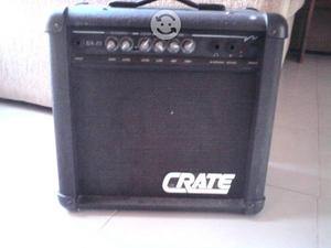 Crate para guitarra made in usa buenas condiciones