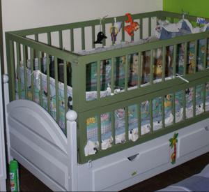 Cuna/Cama para bebé