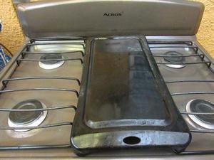 Estufa acros 6 quemadores