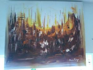 Exclusivas pinturas al óleo originales