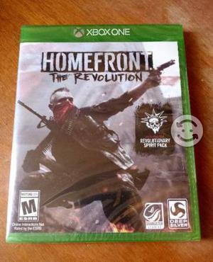 Homefront seminuevo de XboxOne a buen precio