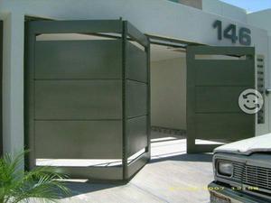 Portones Automáticos, Automatización de puertas