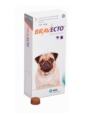 Venta de Bravecto - Contra pulgas y garrapatas