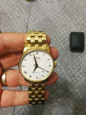 reloj mido baroncelli de colección