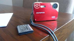 Cámara Fotográfica Digital Olympus a prueba d agua