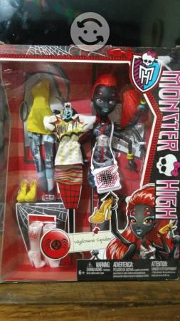 Monster High, Muñecas, Nuevas