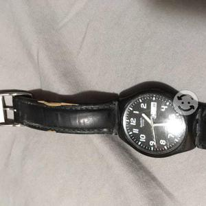 Reloj Swatch Clásico Para Caballero Negro