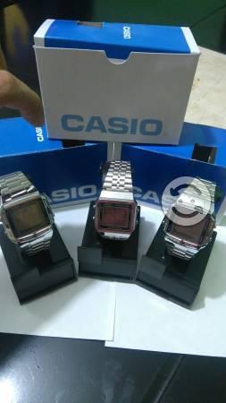 Relojes CASIO VINTAGE originales